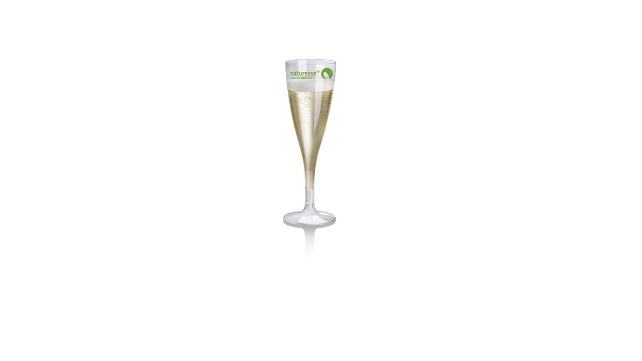 Bæredygtige vinglas