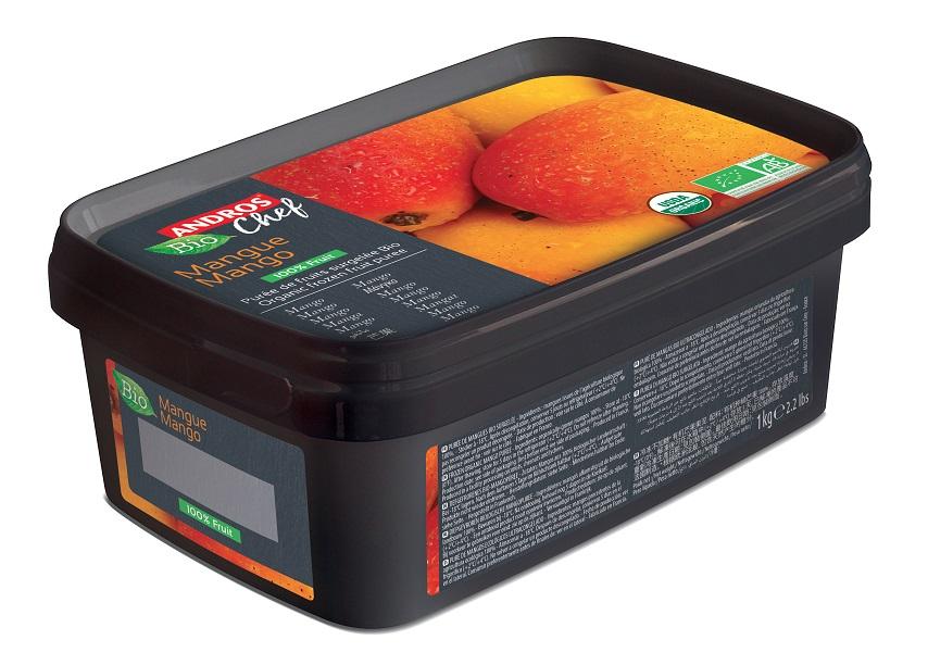 ØKO mango puré, 1 kg
