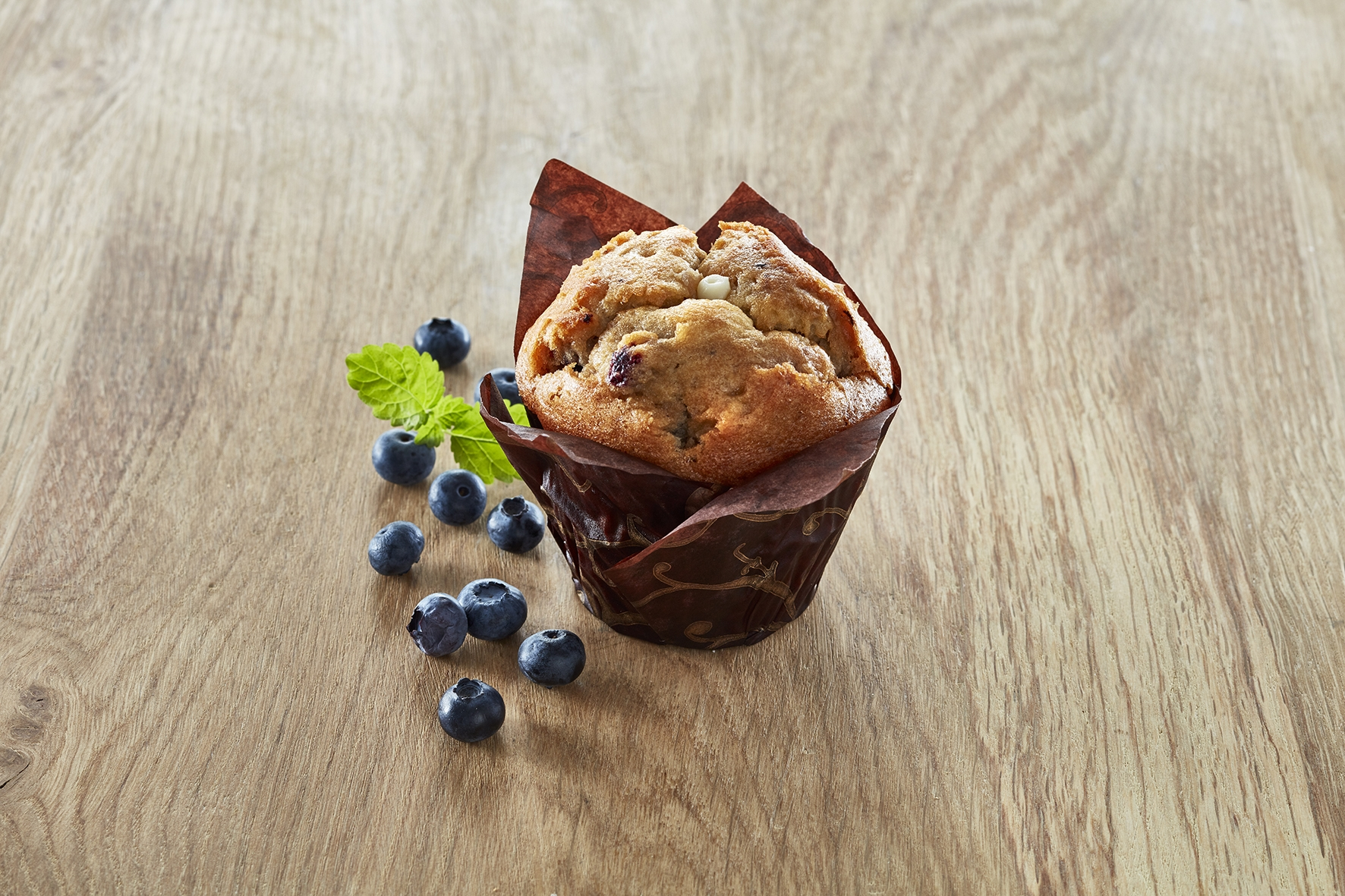 Blueberry Cheese Muffins 100 g