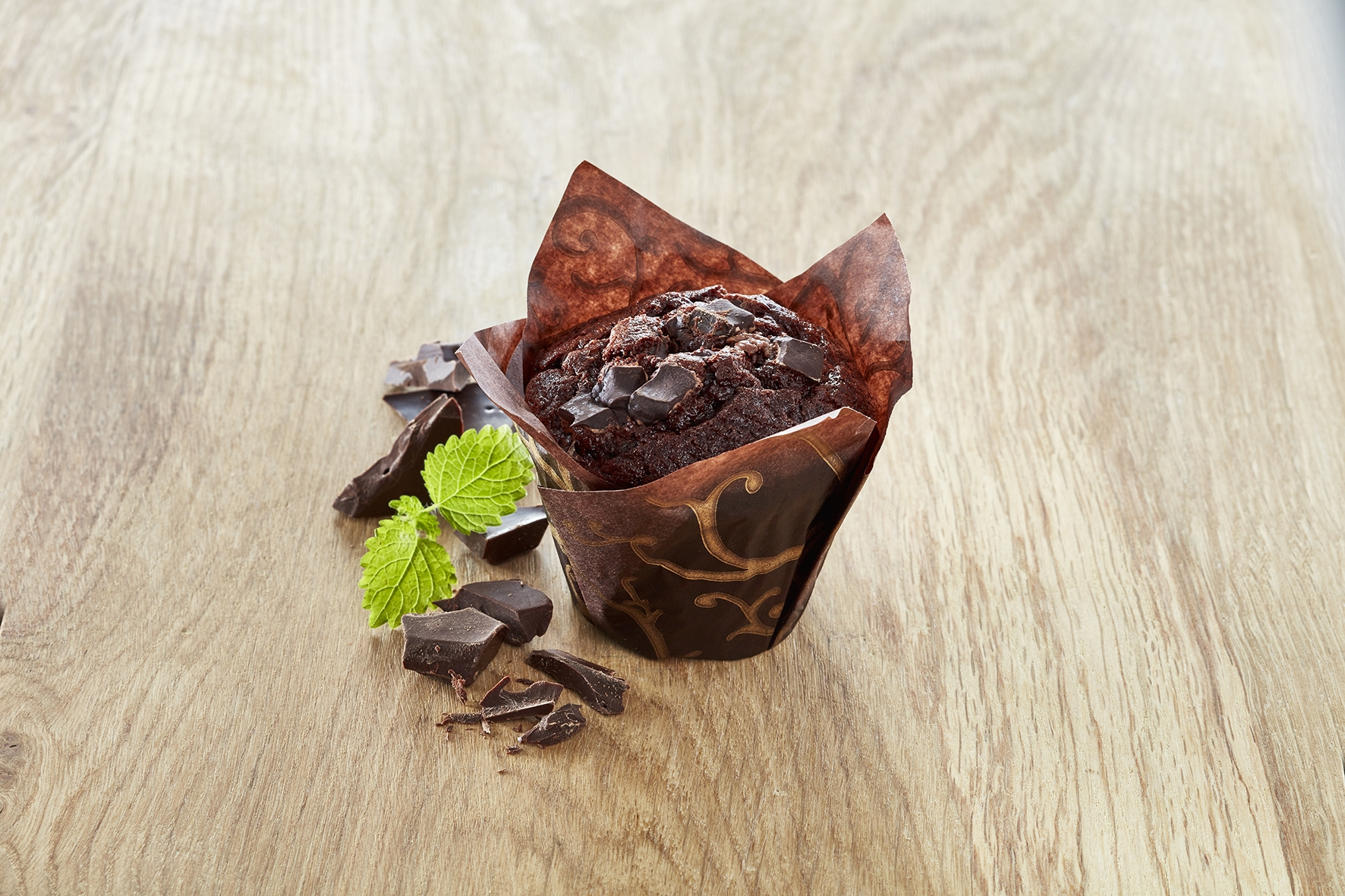 Chocolate Filled Muffin 100 g