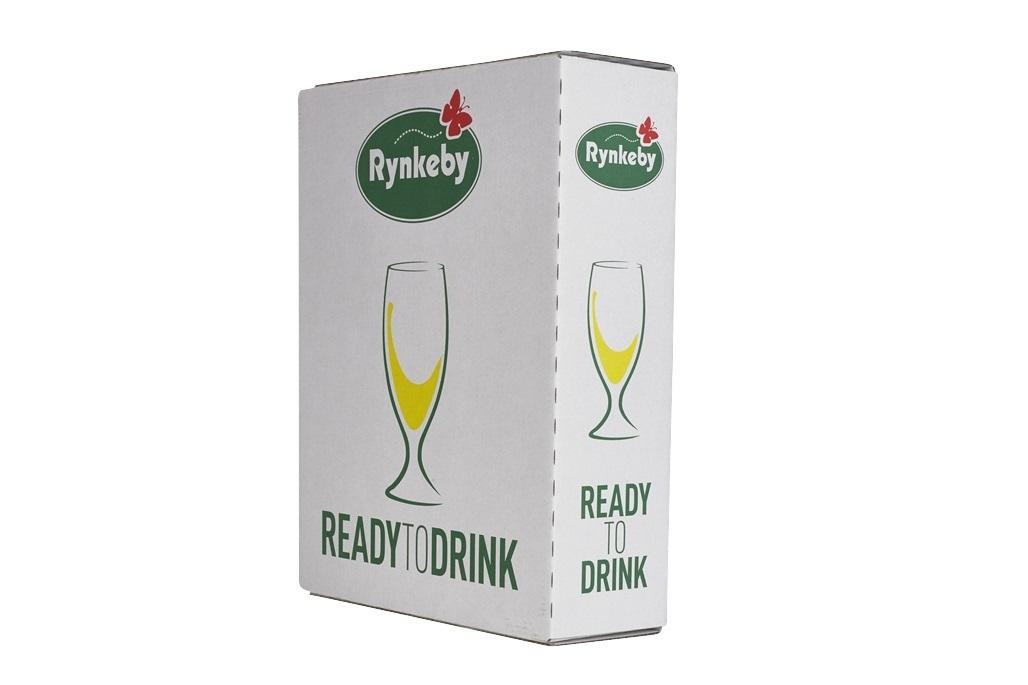 Rynkeby Økologisk Lemonade - Citron med Ingefær, BIB
