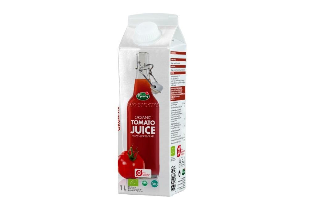Rynkeby Økologisk Tomatjuice
