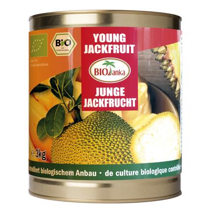 Jackfruit i saltlage 3 kg