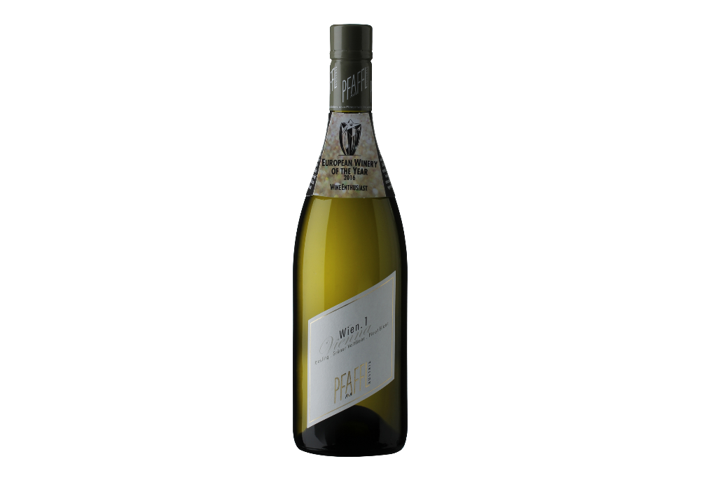 PFAFFL WIEN. 1 Riesling/Grüner Veltliner/Pinot Blanc