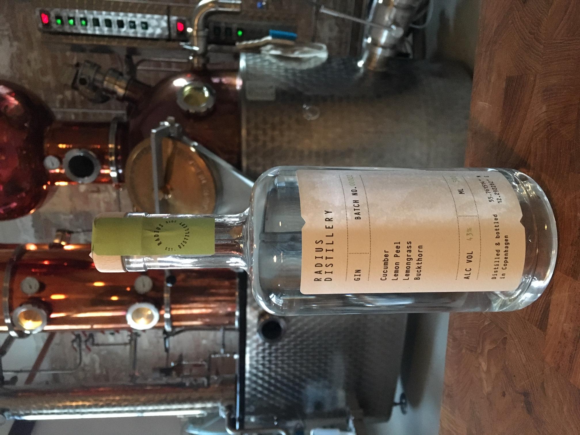 Radius Distillery Batch #22