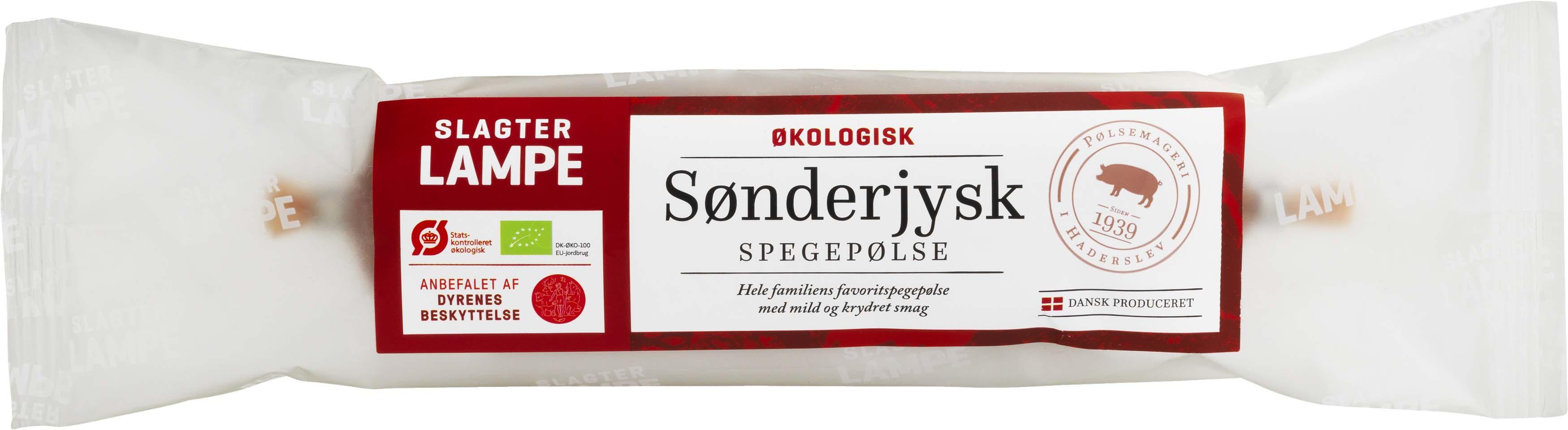 Økologisk Sønderjysk spegepølse