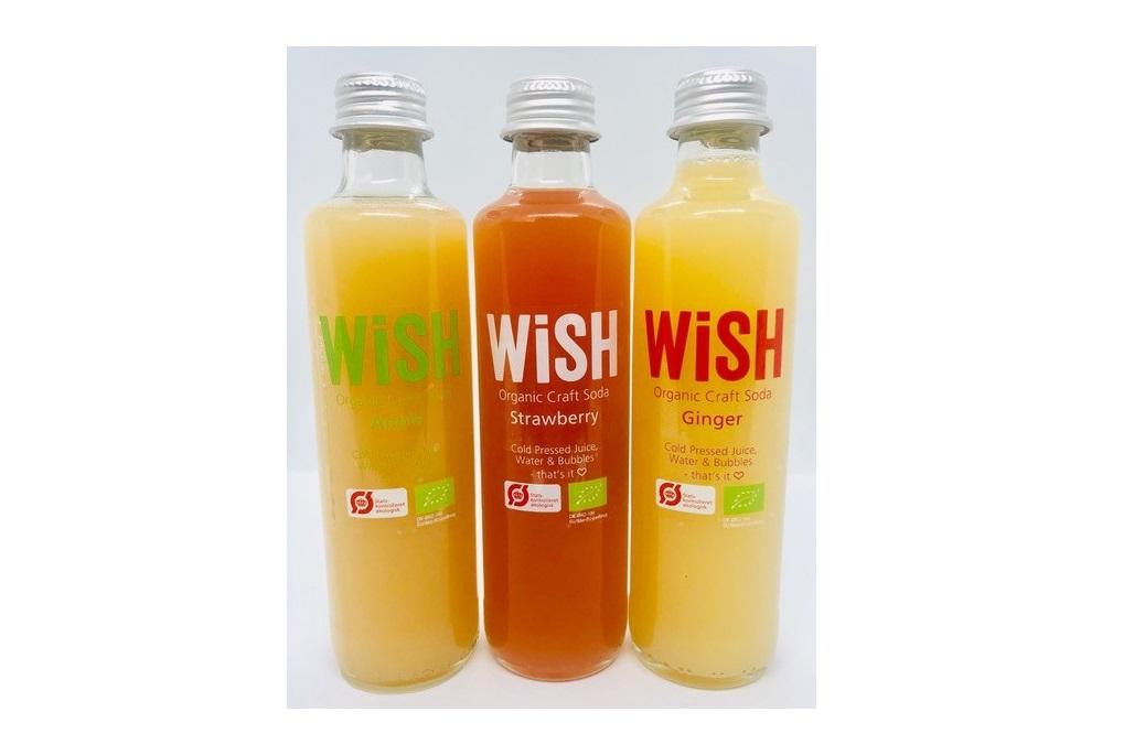 WiSH økologiske Craft Soda