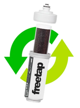 freetap water+ (nyt miljøvenligt filter)