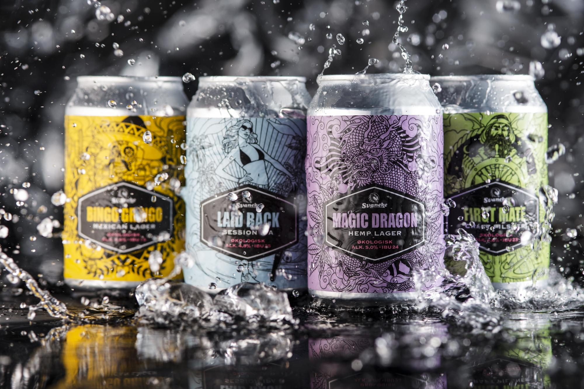 Svaneke Craft Beer – nu også på dåser