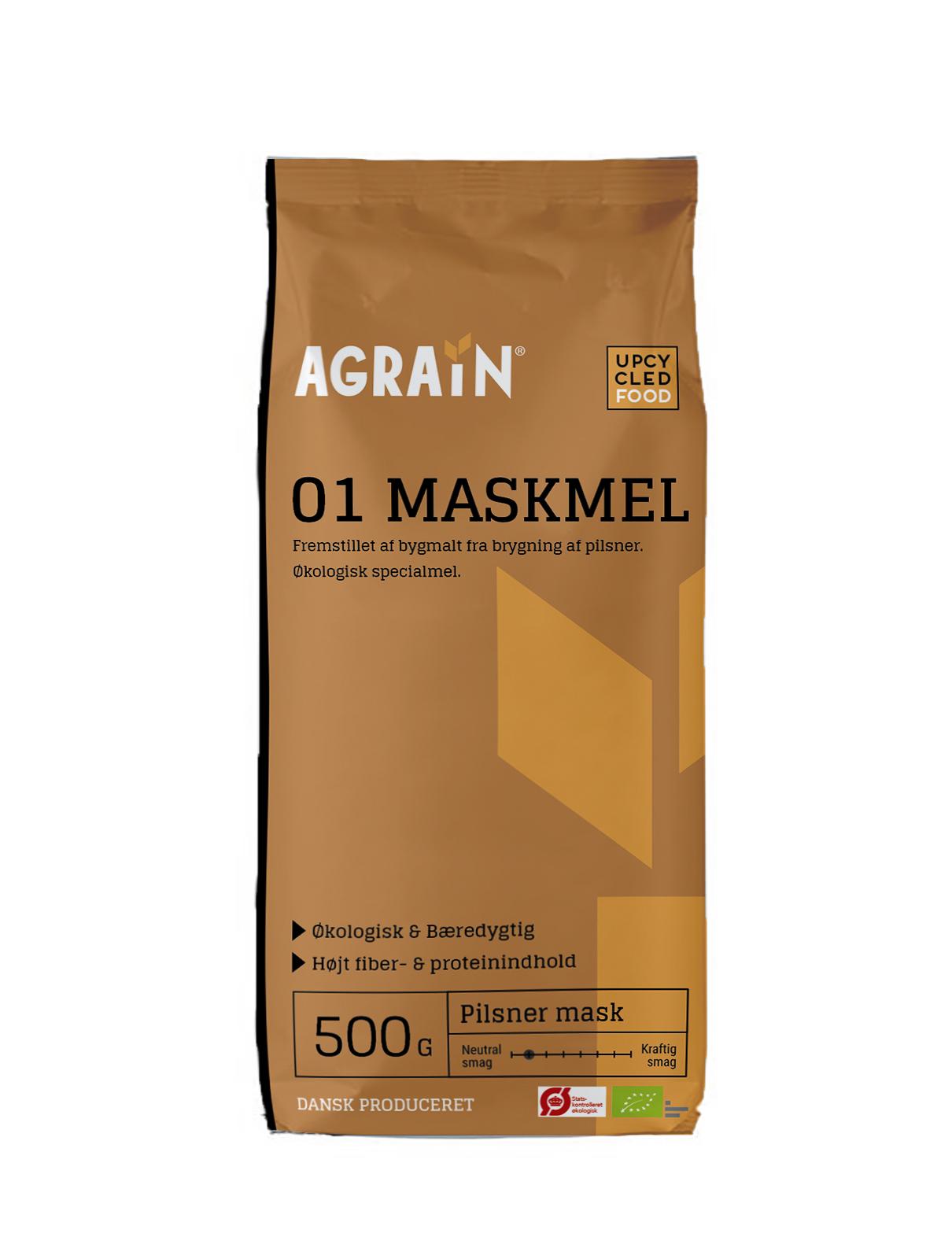 Agrain 01 Maskmel Pilsner