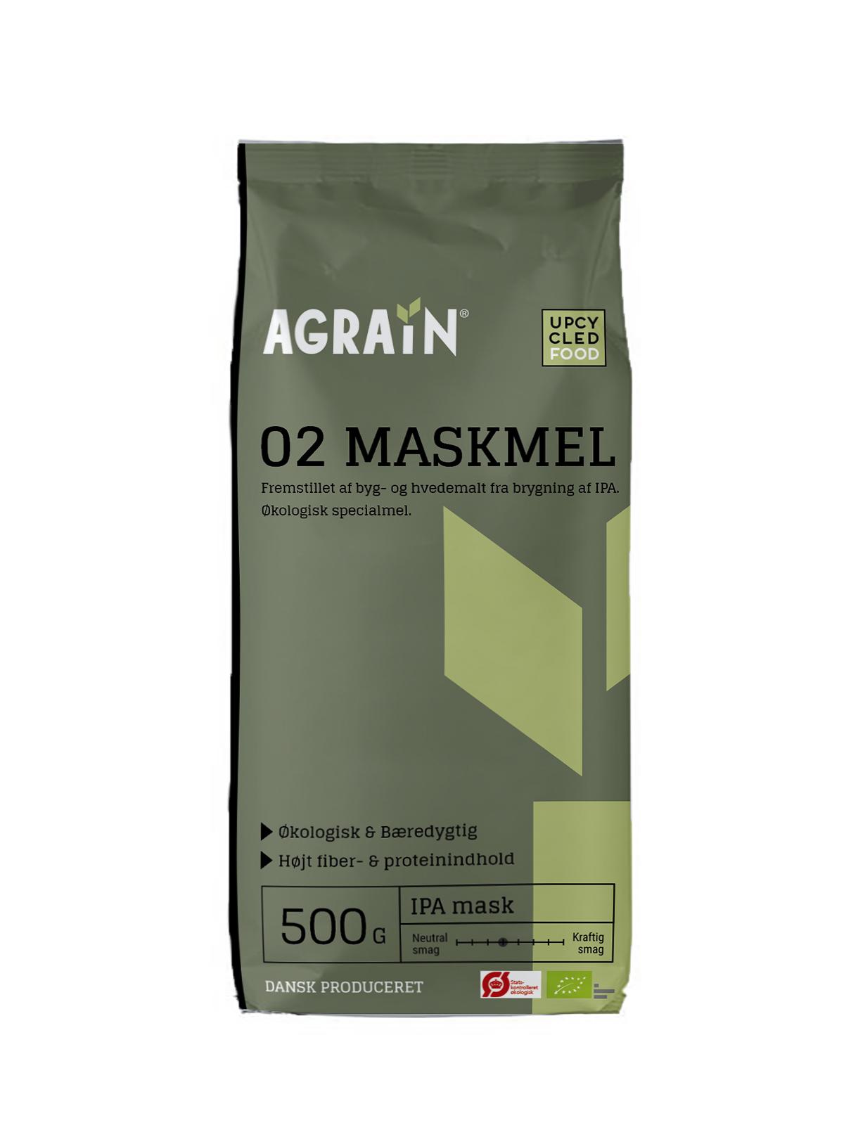 Agrain 02 Maskmel IPA