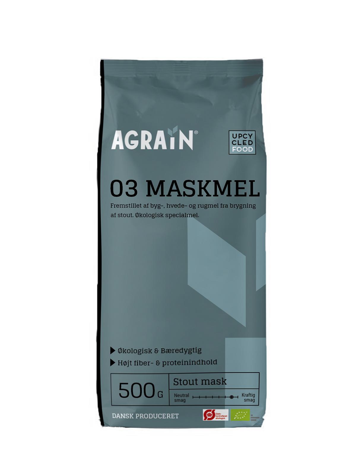 Agrain 03 Maskmel Stout